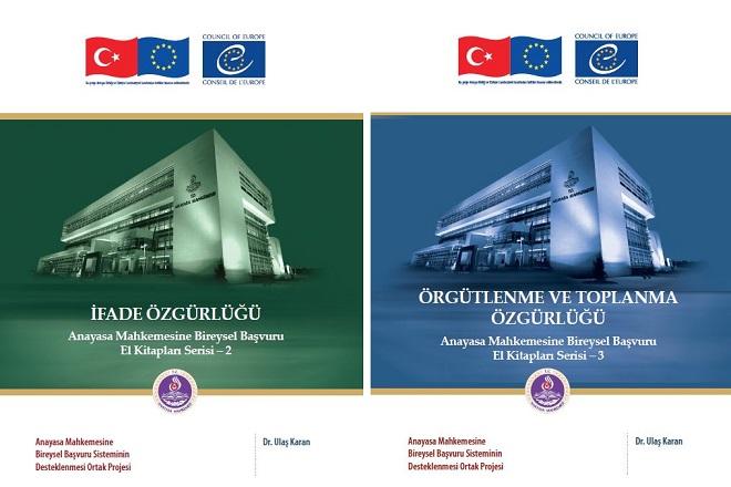 Anayasa Mahkemesine Bireysel Başvuru El Kitapları Serisi Yayımlandı