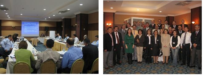 Training for the Judges of the Family Courts and Prosecutors, 23-26 October 2007