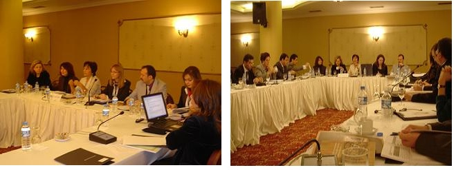 Roundtable on Violence Against Women-I, 4 December 2007