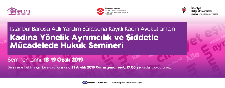 Seminar for Lawyers in Istanbul: